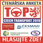 TOP Czech Transport 2019